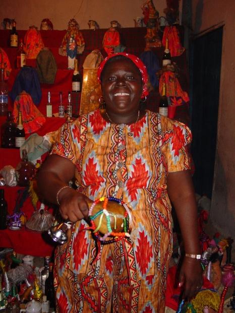 Mambo Fifi; Port-au-Prince, Haiti (2005)